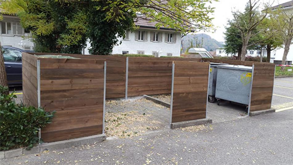 Sichtschutz Garten Holz Sichtschutzzaune Aus Holz Hofmann Zaun